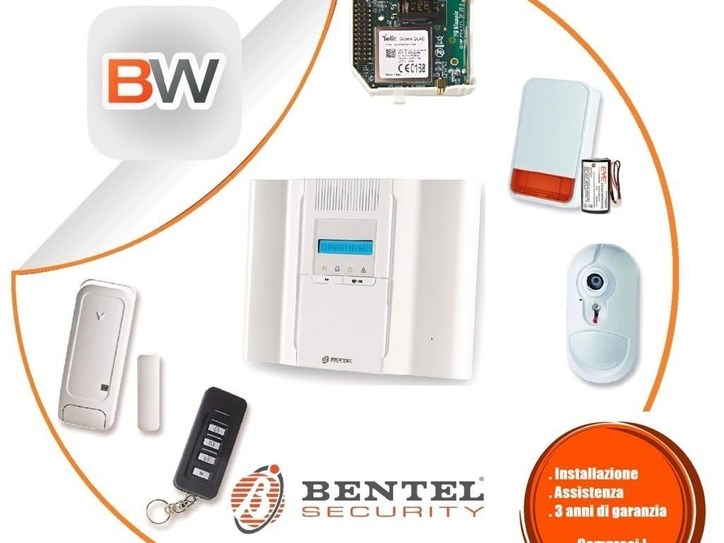 BW64 Bentel